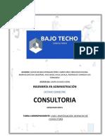 Bajo Techo Consultores