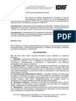 Instrução Normativa Nº 020-2017 Comentada
