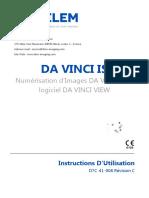 Da Vinci Is_ifu Fran+ºais_d7c-41-008 Rev.c