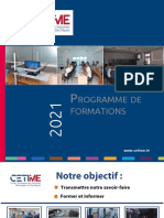 Programme de Formation 2021 Du CETIME Version Juin 2021- TXT-édition TBsTN.28.05.2021-PDF-X (6356Ko)Mod