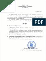 DECIZIA Consiliului Suprem de Securitate Nr. 01-02-06