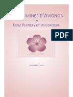Les Illumines Avignon par Bricaud