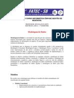 FATEC-SBC - Douglas Duarte - Modelagem de Dados