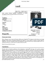 Maria Rita Brondi - Wikipedia