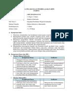 Asep Taufik - RPP Kelas 3 Tema 3 Subtema 4 Pembelajaran 1