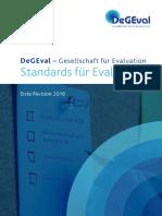 DeGEval-Standards_fuer_Evaluation