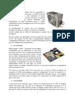 Matériel Info