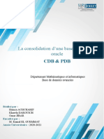 CDB & PDB