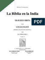 Biblia en la India