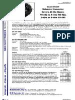 Conversor 4WSD9R-3903