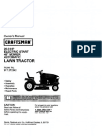 Craftsman DLT2000 Manual