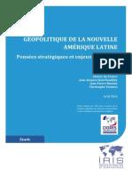 2016-avril-ETUDE-Géopolitique-de-la-nouvelle-Amérique-latine