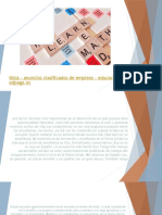Ibiza - Anuncios Clasificados de Empleos - Educación - Bedpage.es