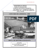 2000espcex Historia Geografia
