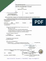 Saaed Search Warrant