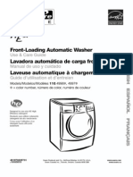 washer manual