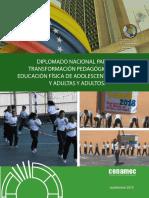 Cuadernillo Diplomado Educacion Fisica Media..