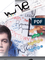 Verve Magazine Issue 2 - 2010-11