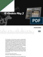 Guitar Rig 3 Manual English