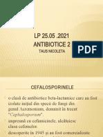 LPantibiotice 25.05.2021