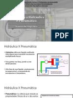 Aula 01 - Introdução a Hidraulica e Pneumatica