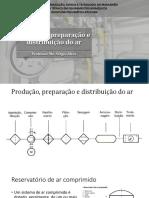 Aula 07 - Produção, preparação e distribuição do ar