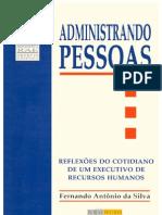 ADMINISTRANDO PESSOAS - Fernando Antonio da Silva