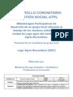 JACKELINE MENDOZA Descripción Del Taller_desarrollo de Un Grupo Focal.