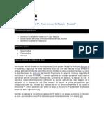 Conversiones y Clases de IP a B C