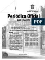 Protocolo Regreso Seguro a Clases Presenciales Edomex