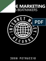 Guia de Marketing Para Beatmakers - Josh Petruccio