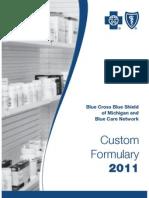 2011 BCN Formulary