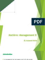 Présentation Management 2 Jusquà La Seance Du Lundi 13.04.2020.Pptx (Suite Chapitre 2)