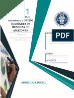 Auditoria Social 2do