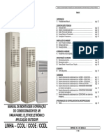Manual Condicionador de Ar Carthom's CCOL_CCOE_CCDL 11-06-22_Revisão_09
