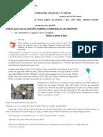 GUÍA DE FORMACIÓN CIUDADANA, SOMOS SUJETOS DE DERECHO 6 básico
