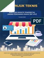 Petunjuk Teknis Bip 2021 - Bip Jpu.pdf