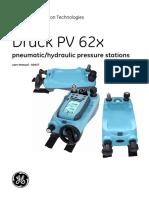 Druck PV 62x Pressure Station