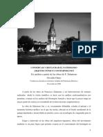 Conservar y Restaurar El Patrimonio Arquitectónico Contemporáneo - Osvaldo Otero - 2009