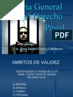 AMBITOS DE VALIDEZ DE LA LEY PENALjd