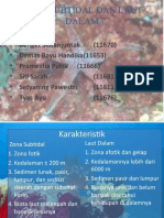 zona subtidal & laut dalam
