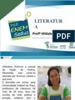 Literatura Hildalene Pre Enemseduc Ok1 170510133723