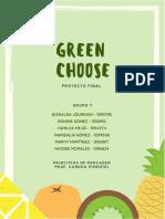 Green Choose_ Grupo 7 - Trabajo Final