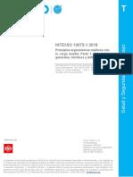 INTE ISO 10075-1 2018