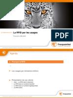 2014-SSO-School-RFIDusageANDintegration-FrancoisLeblanc-Frequentiel