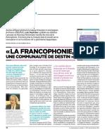 7867fdlm - 432 la francophonie une communauté de destin