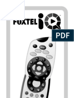Foxtel Remote Manual