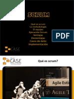 Grupo CASE - Scrum