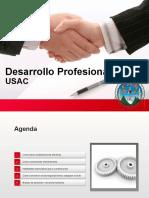 Desarrollo Profesional - USAC