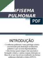 ENFISEMA PULMONAR SLIDE